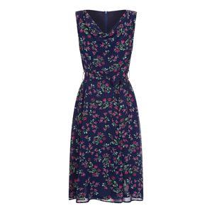 Mela London Letní šaty  tmavě modrá