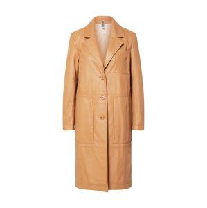 DRYKORN Přechodný kabát 'CANBERRY'  světle hnědá