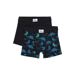 s.Oliver Junior Spodní prádlo  námořnická modř / zelená