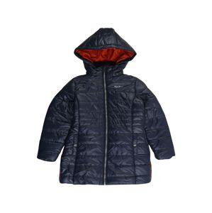 Pepe Jeans Přechodná bunda 'BEE'  tmavě modrá / oranžově červená