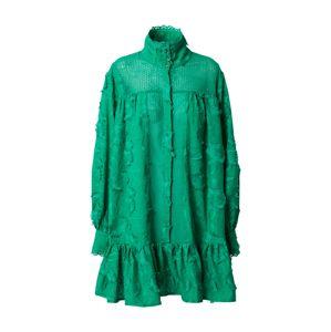 Custommade Šaty 'Elorie'  zelená