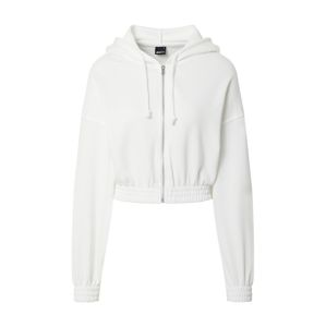 Gina Tricot Mikina s kapucí 'Abigail'  offwhite