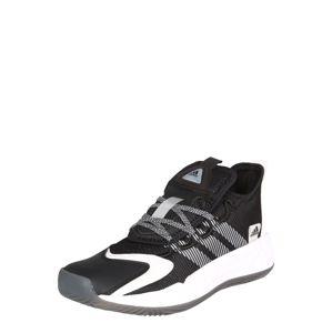 ADIDAS PERFORMANCE Sportovní boty  černá / bílá
