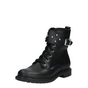 RICHTER Sandály  černá