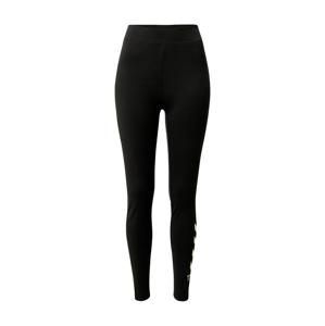 Hummel Sportovní kalhoty  černá / tělová