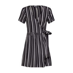 ELEMENT Letní šaty 'Bella'  černá / bílá