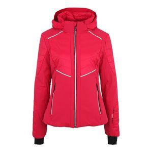 CMP Outdoorová bunda 'WOMAN JACKET ZIP HOOD'  červená
