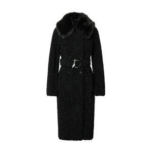 PATRIZIA PEPE Přechodný kabát  černá