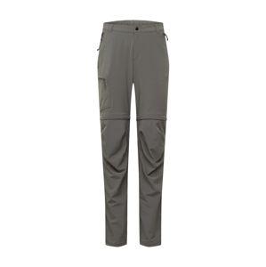 COLUMBIA Sportovní kalhoty 'Triple Canyon Convertible AM1290-028'  šedá
