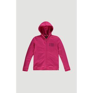 O'NEILL Mikina 'All Year'  pink / šedá