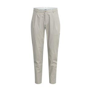 BRAX Kalhoty se sklady v pase 'Paul'  režná