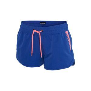 CHIEMSEE Plavecké šortky  modrá / broskvová