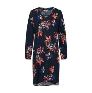 GARCIA Šaty  tmavě modrá / mix barev