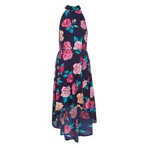 Mela London Šaty 'ROSE'  námořnická modř