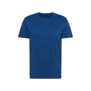 TOM TAILOR Tričko  tmavě modrá / kobaltová modř