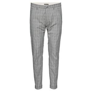 DRYKORN Kalhoty s puky 'BREW'  šedá