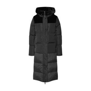 Spoom Zimní kabát 'Bic'  černá