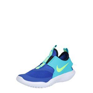 NIKE Sportovní boty  tyrkysová / modrá