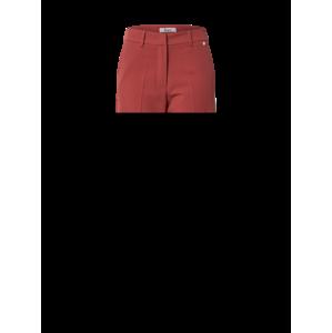 Liebesglück Kalhoty s puky 'LG010170'  tmavě červená