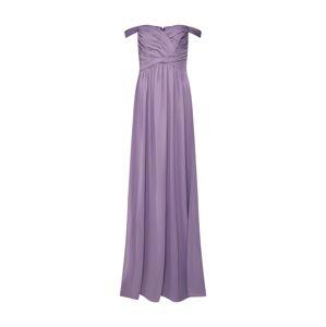 STAR NIGHT Společenské šaty  šeříková
