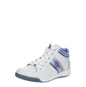 ARA Kotníkové tenisky 'Rom-STF'  béžová / nebeská modř / bílá