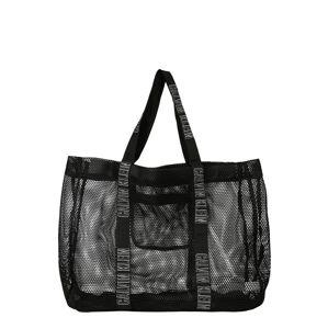 Calvin Klein Swimwear Plážová taška  černá