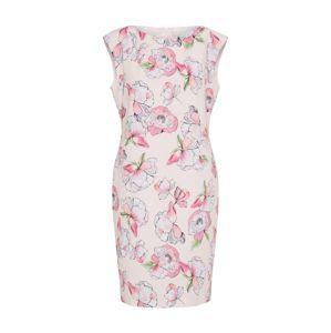 Betty & Co Letní šaty  starorůžová