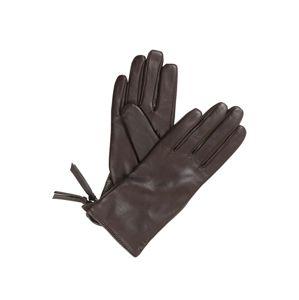 ROYAL REPUBLIQ Prstové rukavice 'Ground '  hnědá
