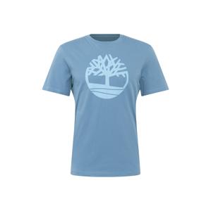 TIMBERLAND Tričko  modrá / světlemodrá
