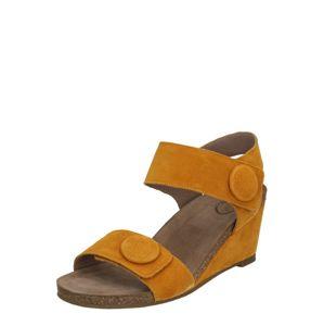 Ca Shott Sandály  žlutá