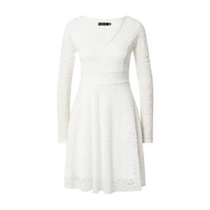 Sublevel Koktejlové šaty  bílá