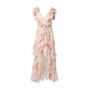 Forever New Letní šaty 'Ellery'  růžová / bílá