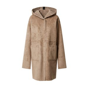 Gipsy Přechodný kabát 'Marice'  světle hnědá