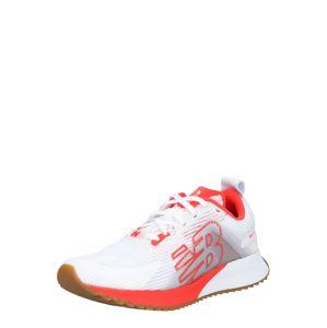 new balance Běžecká obuv  bílá / světle červená