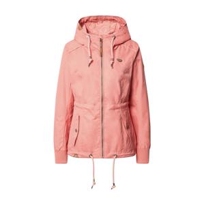 Ragwear Přechodná bunda 'Danka'  světle růžová