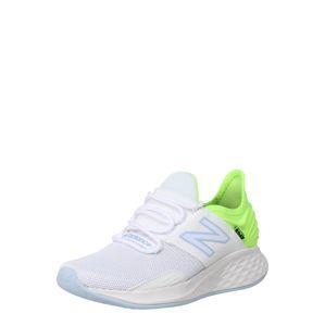 new balance Běžecká obuv 'WROAVCW'  svítivě zelená / bílá