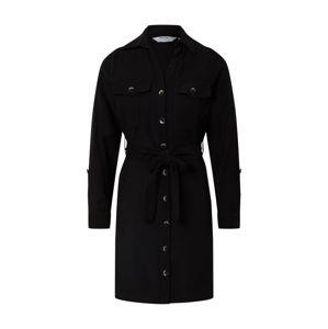 Dorothy Perkins (Petite) Košilové šaty  černá