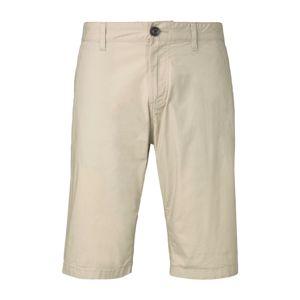 TOM TAILOR Chino kalhoty  béžová