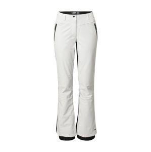 KILLTEC Outdoorové kalhoty 'Jilia'  bílá / černá