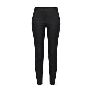 RUE de FEMME Kalhoty  černá