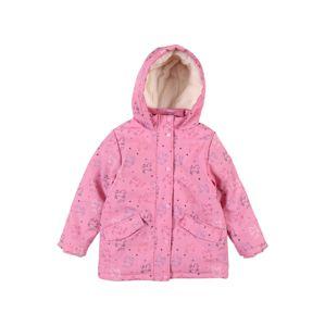 STACCATO Přechodná bunda  růžová