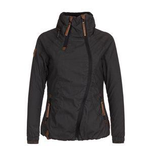 naketano Přechodná bunda  černá