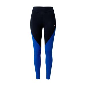 Tommy Sport Sportovní kalhoty  námořnická modř / modrá