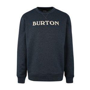 BURTON Sportovní svetr 'Oak'  modrá / bílá