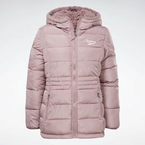 REEBOK Outdoorová bunda  starorůžová