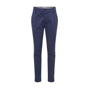 Tommy Jeans Chino kalhoty 'STRIPE SCANTON'  tmavě modrá / červená