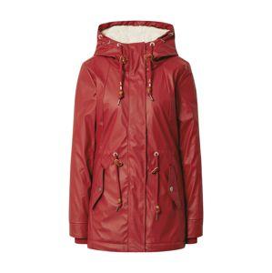 Ragwear Zimní parka 'Monadis'  červená