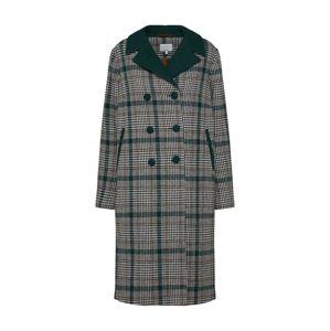 NÜMPH Zimní kabát 'Eithne'  zelená