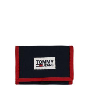 Tommy Jeans Peněženka  bílá / modrá / červená