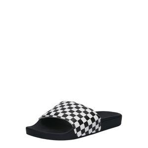 VANS Pantofle  černá / bílá